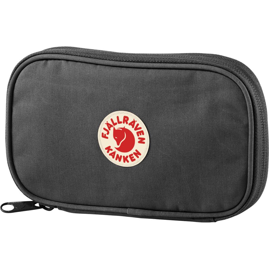 Fjallraven Kånken Travel Wallet Super Grey