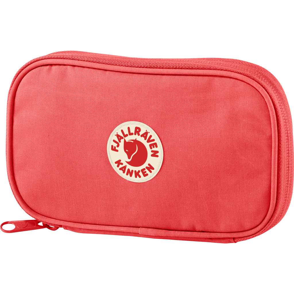 Fjallraven Kånken Travel Wallet Peach Pink