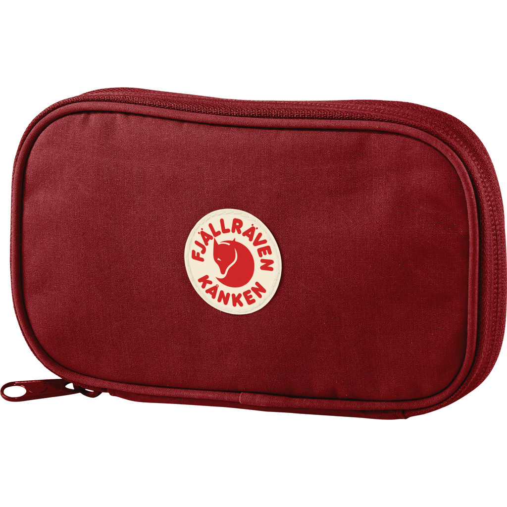Fjallraven Kånken Travel Wallet Ox Red