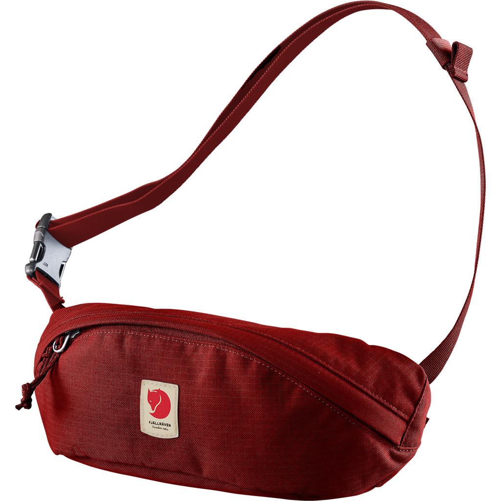 Fjallraven Ulvö Hip Pack Medium Dark Lava
