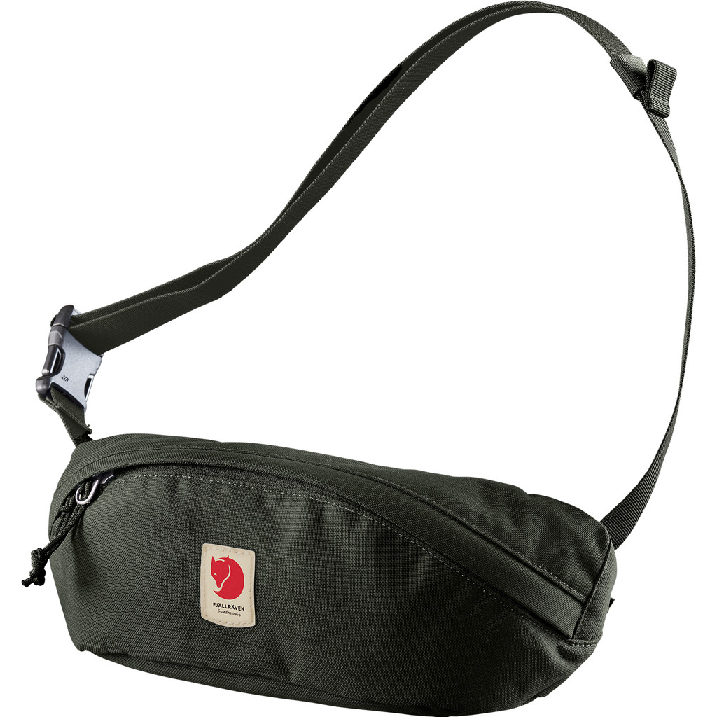 Fjallraven Ulvö Hip Pack Medium Deep Forest