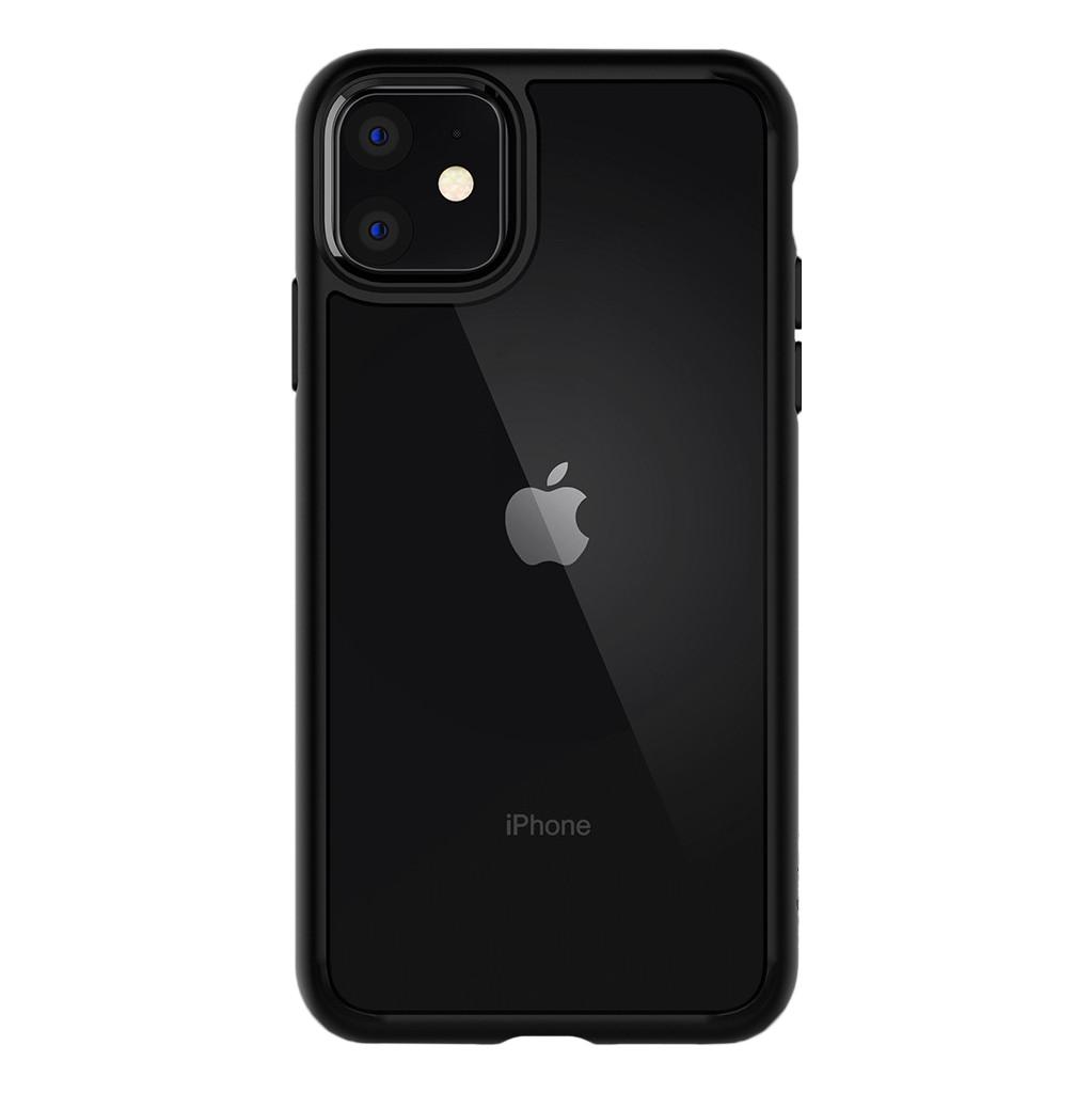 Spigen Ultra Hybrid Apple iPhone 11 Back Cover Zwart