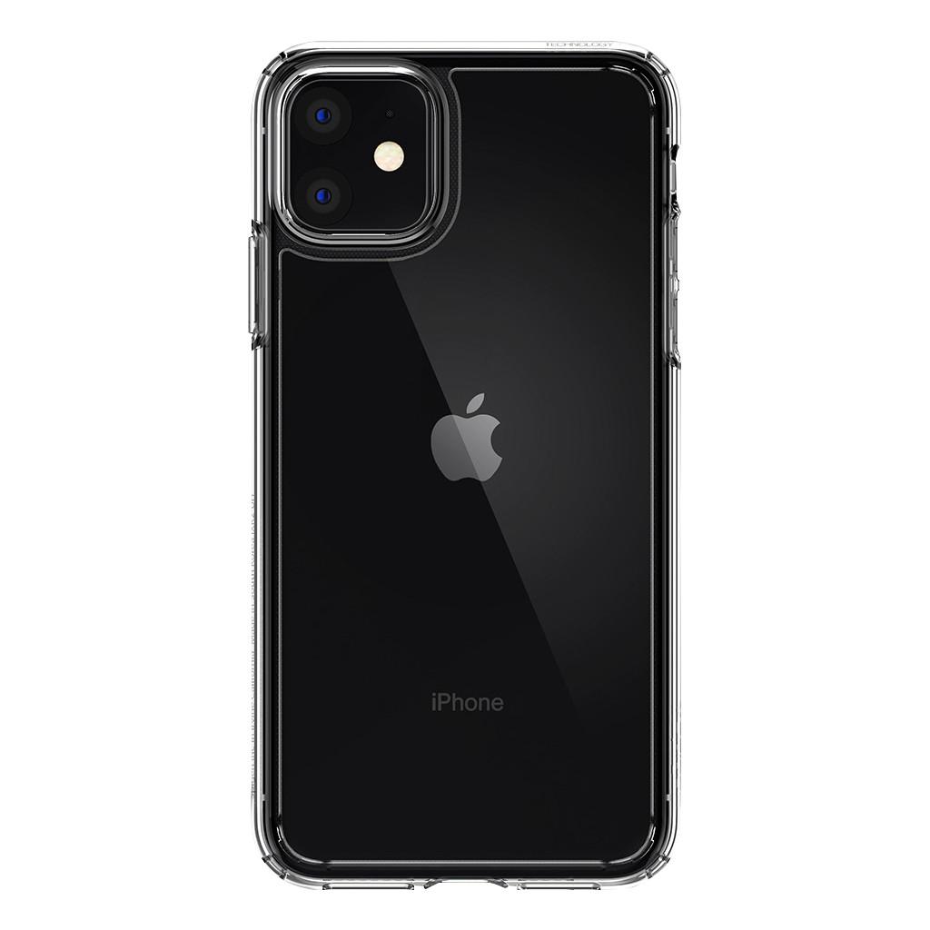 Spigen Ultra Hybrid Apple iPhone 11 Back Cover Transparant