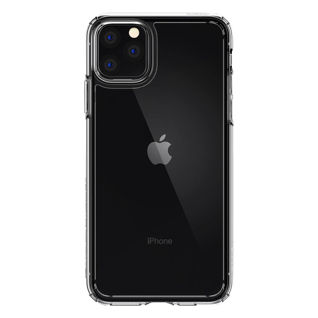 Spigen Ultra Hybrid Apple iPhone 11 Pro Back Cover Transparant