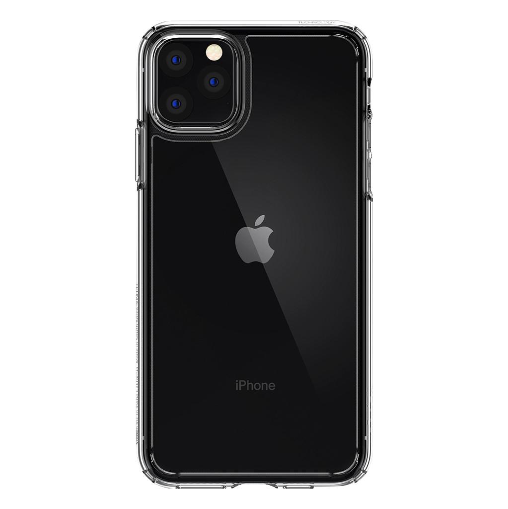 Spigen Ultra Hybrid Apple iPhone 11 Pro Max Back Cover Transparant