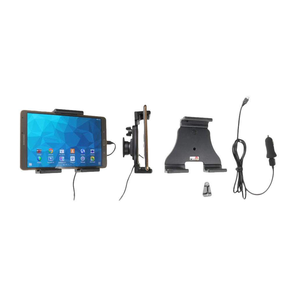 Brodit Universele Autohouder voor Tablets 12 - 15 centimeter met Oplader