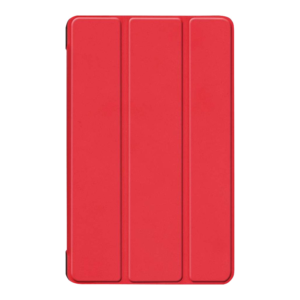 Just in Case Smart Tri-Fold Samsung Galaxy Tab S6 Book Rood
