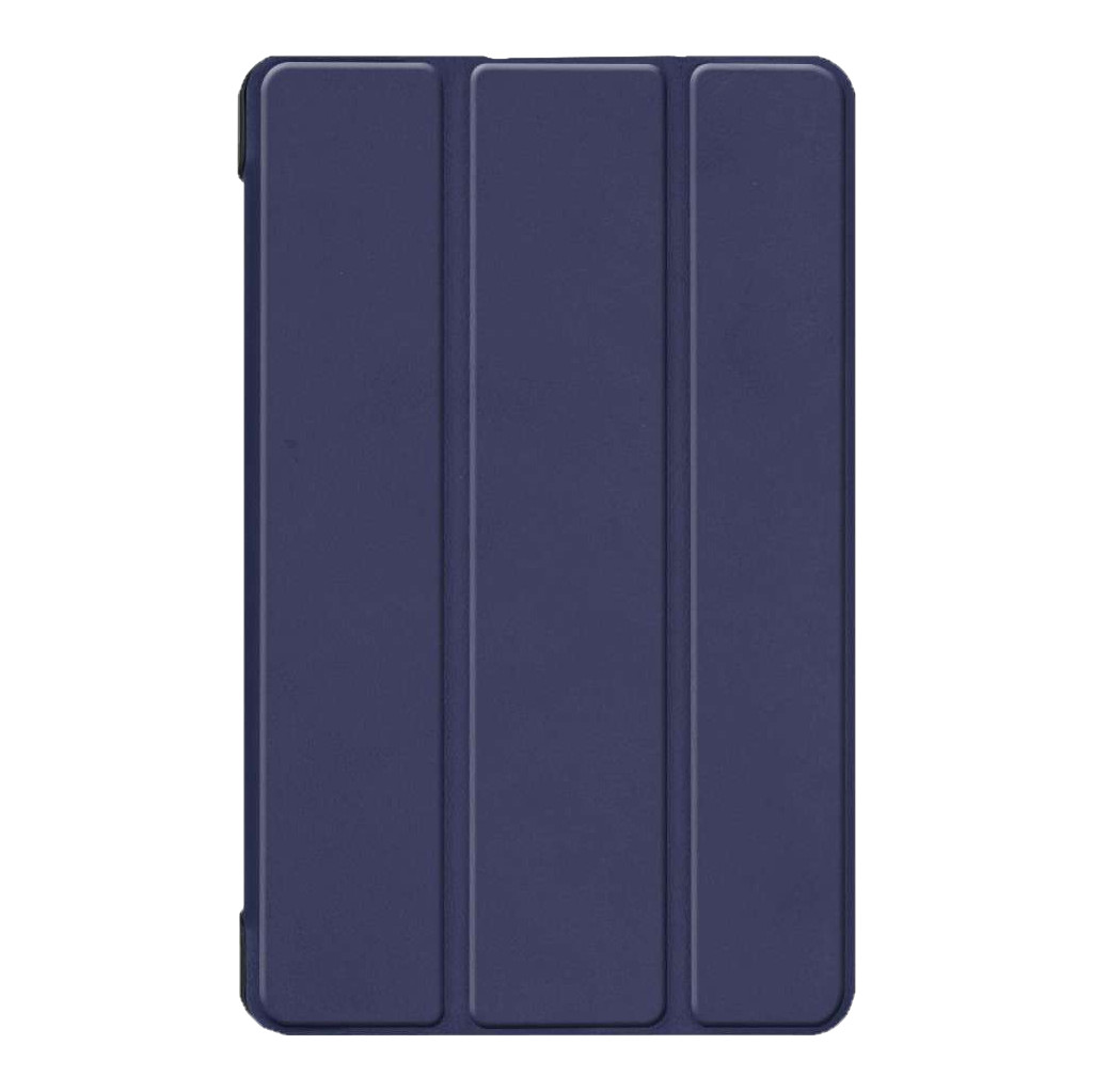 Just in Case Smart Tri-Fold Samsung Galaxy Tab A 8.0 (2019) Book Case Blauw
