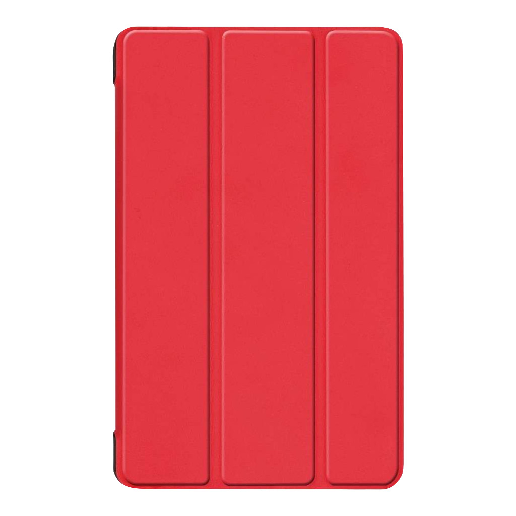 Just in Case Smart Tri-Fold Samsung Galaxy Tab A 8.0 (2019) Book Case Rood