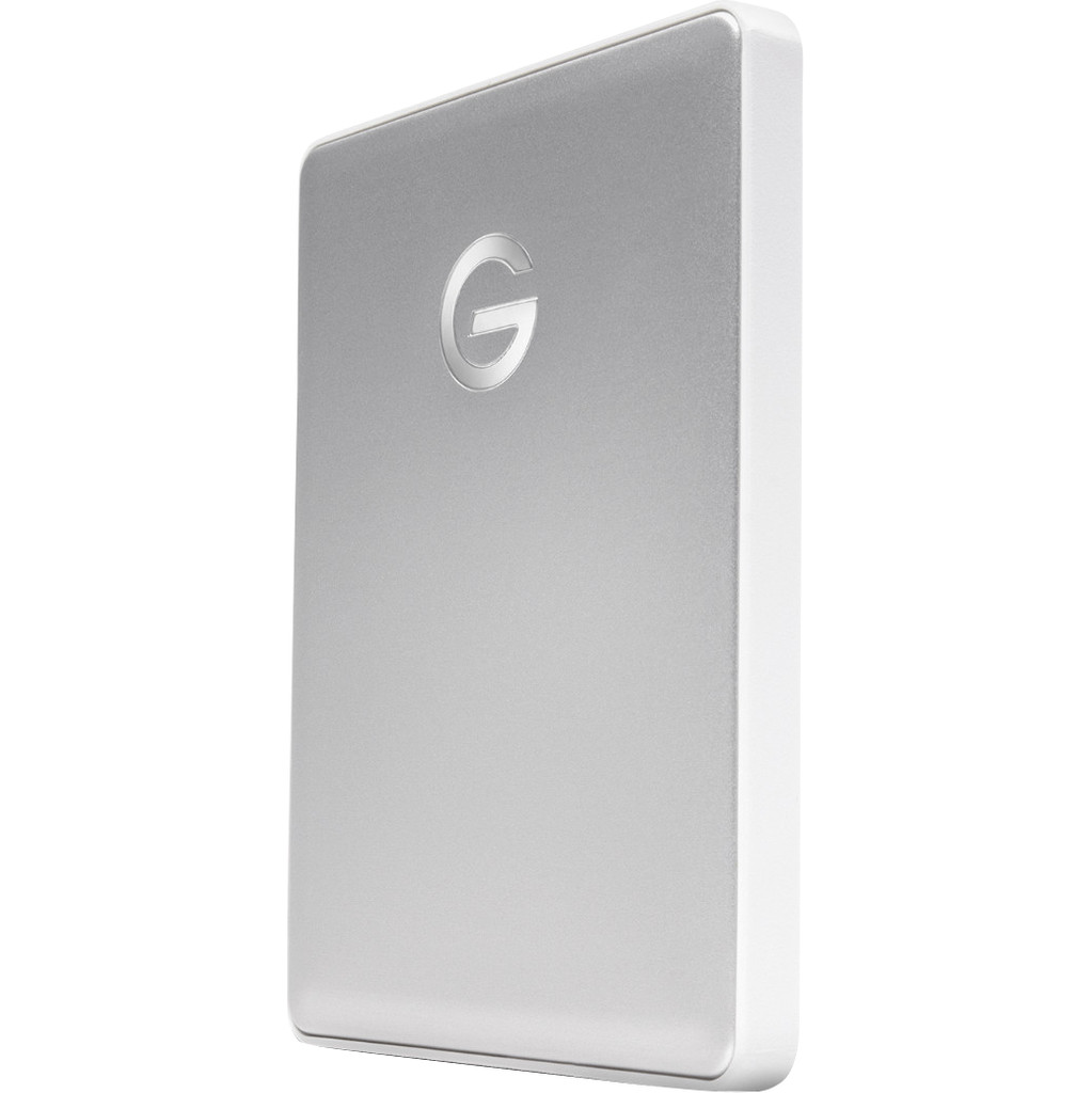 G-Technology G-Drive Mobile USB-C 2TB Zilver
