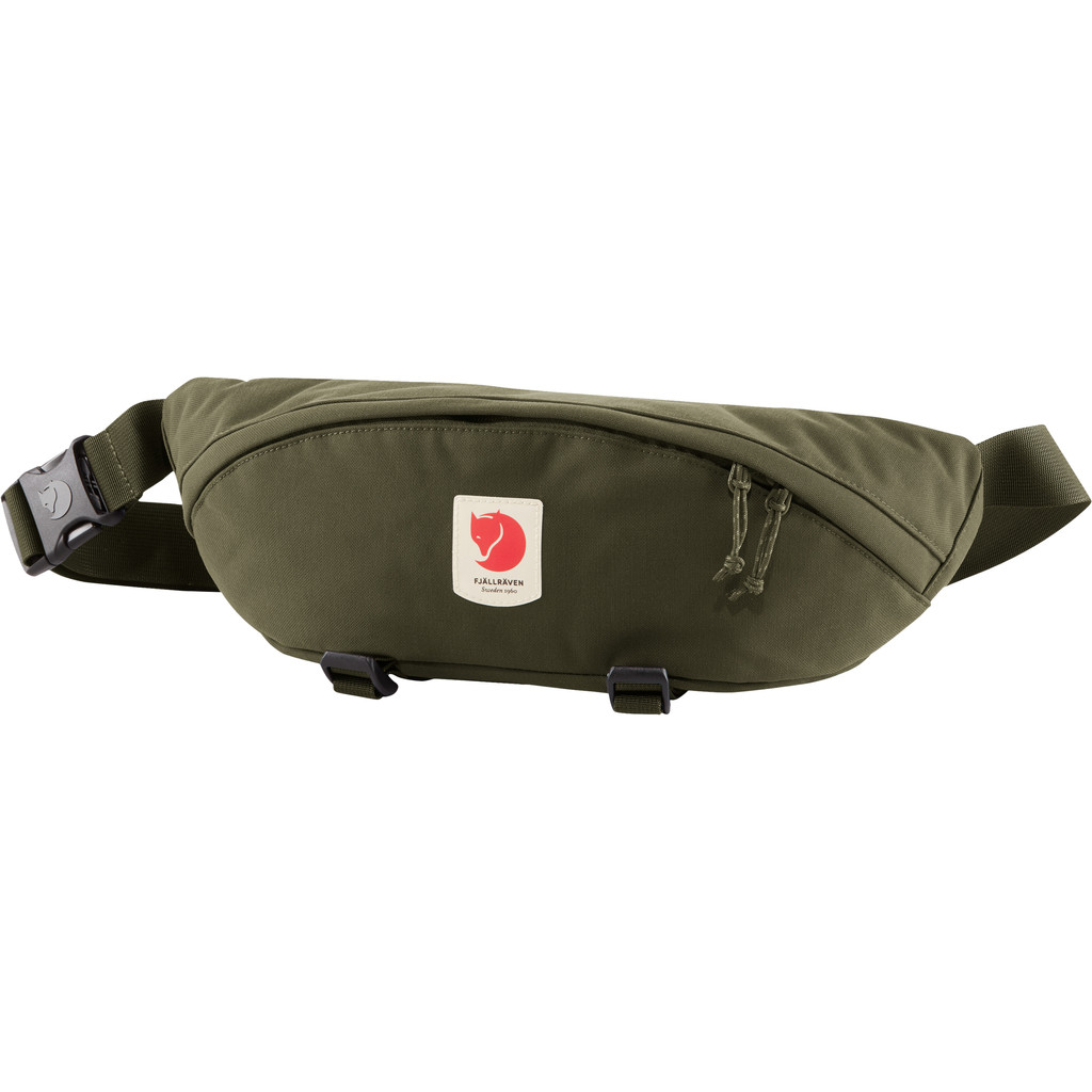 Fjallraven Ulvö Hip Pack Laurel Green