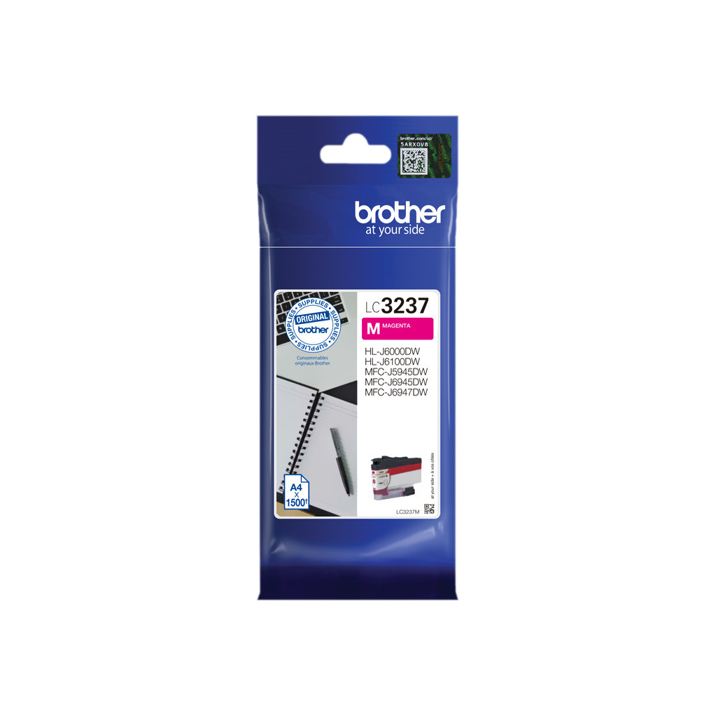 Brother LC-3237M Cartridge Magenta