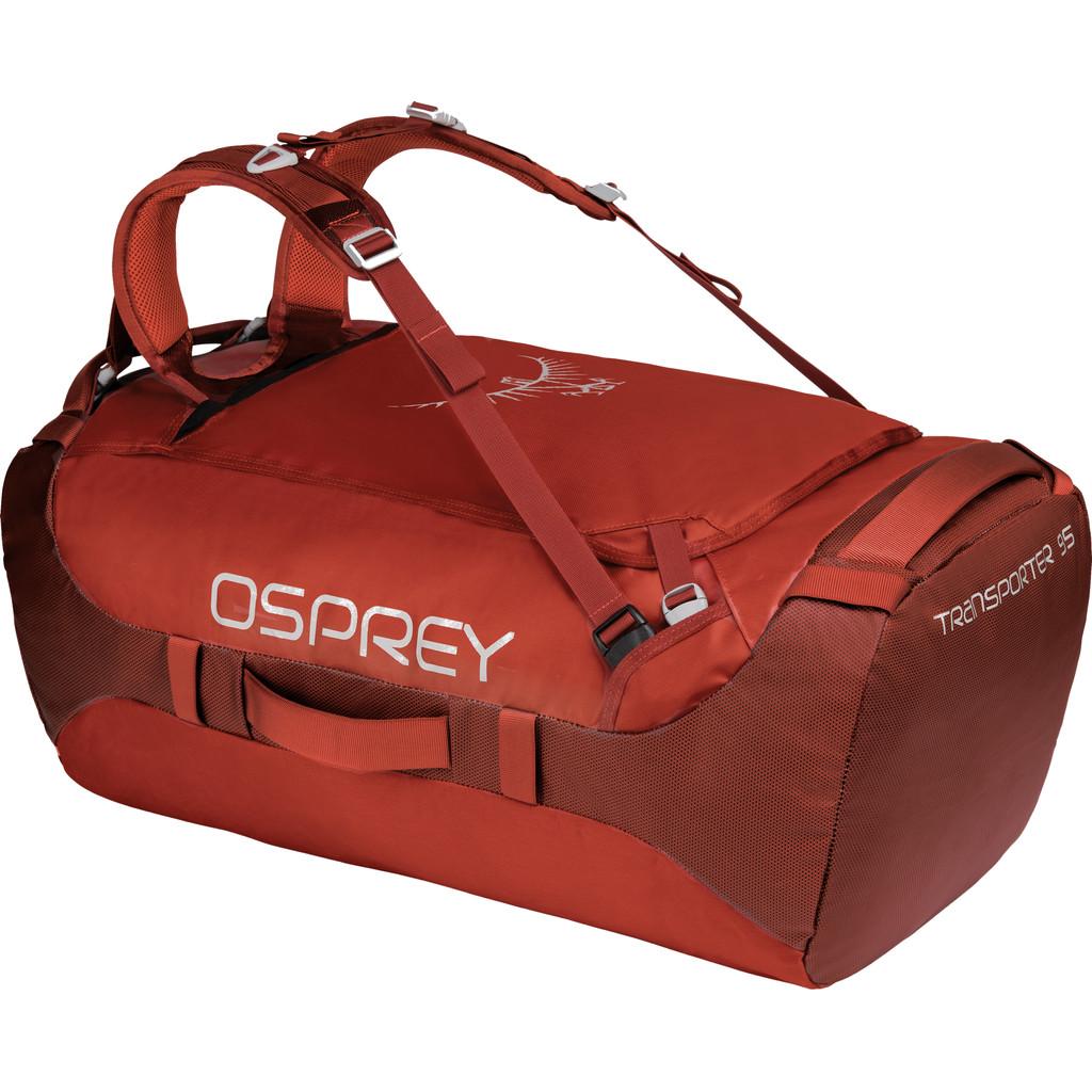 Osprey Transporter 95L Ruffian Red