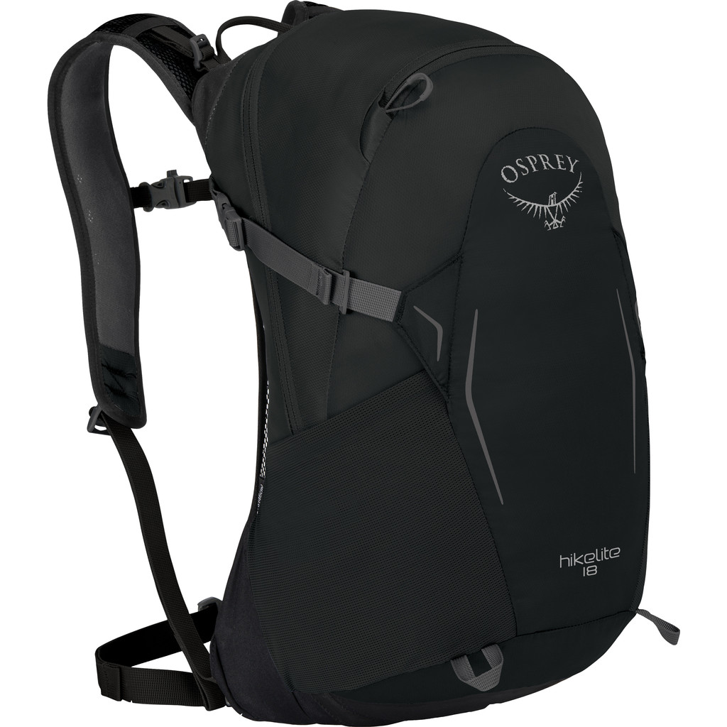"Osprey Hikelite 15"" Black 18L"
