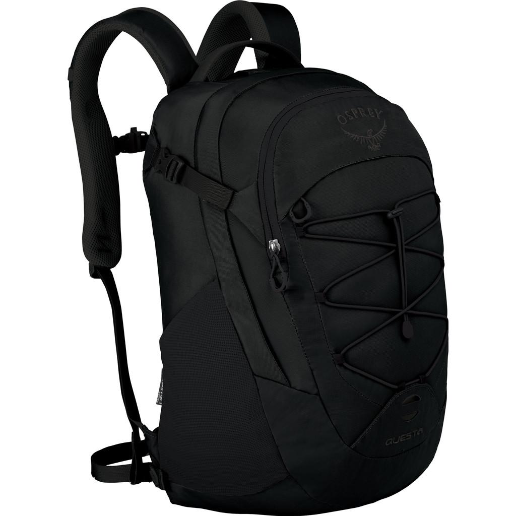 "Osprey Questa 15"" Black 27L"