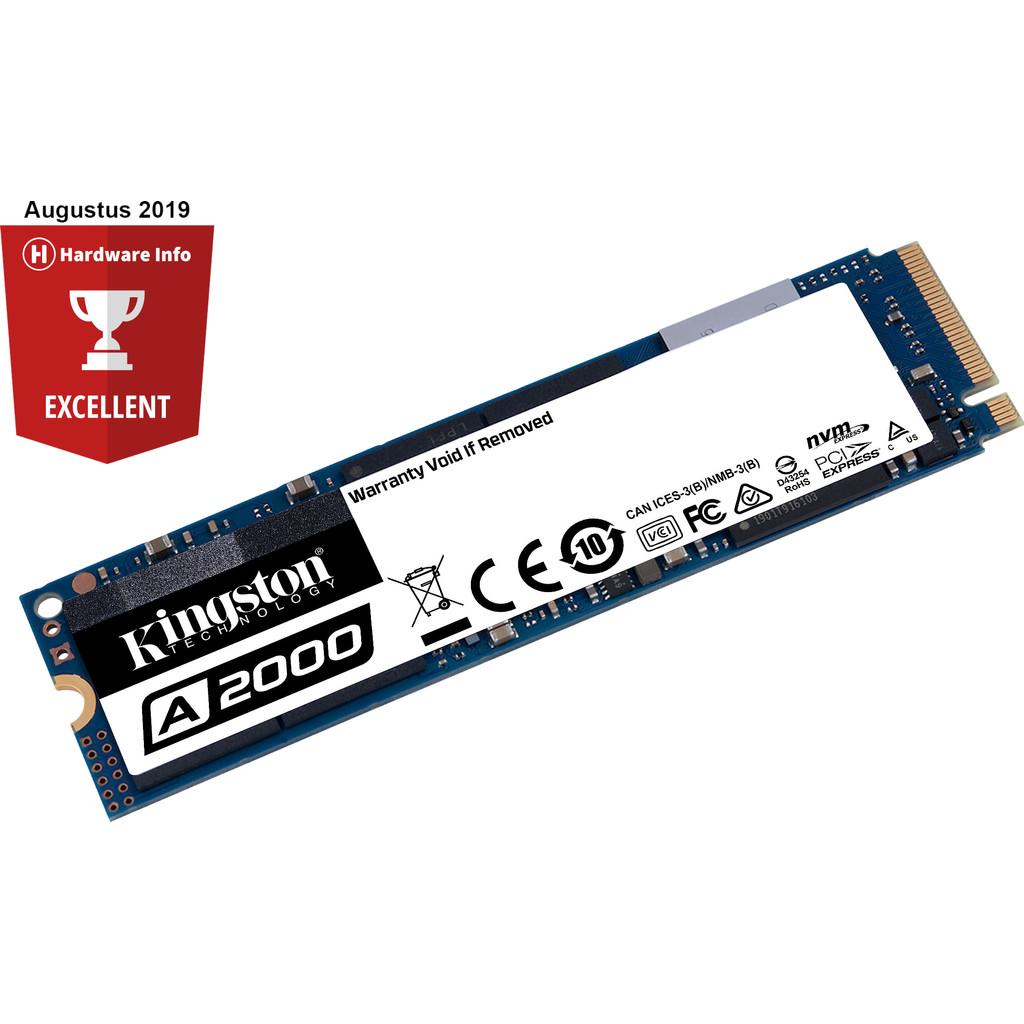 Kingston A2000 M.2 NVMe SSD 1TB