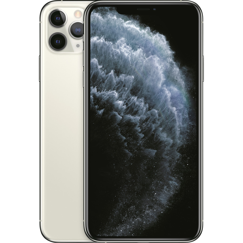 Apple iPhone 11 Pro Max 512 GB Zilver