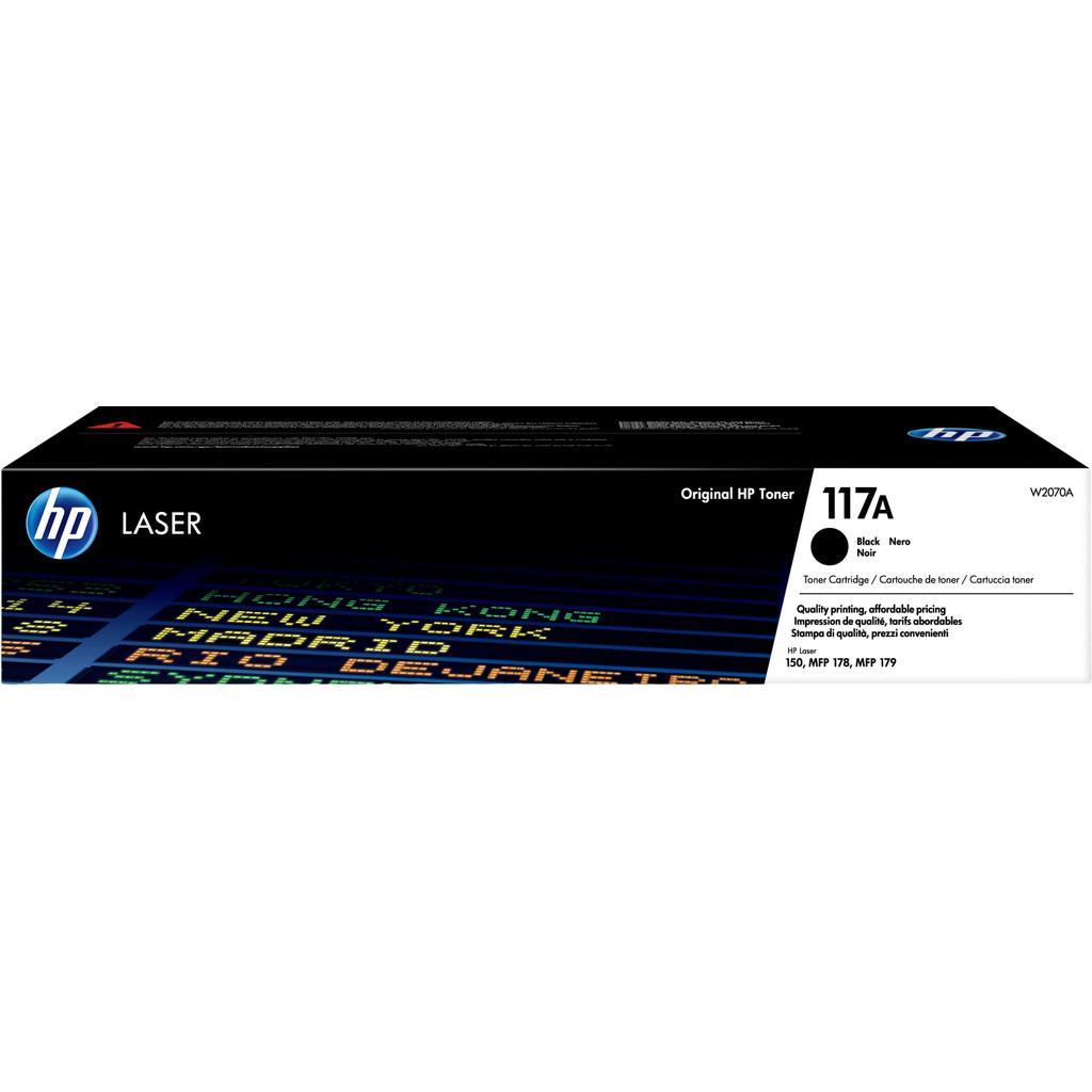 HP 117A Toner Zwart