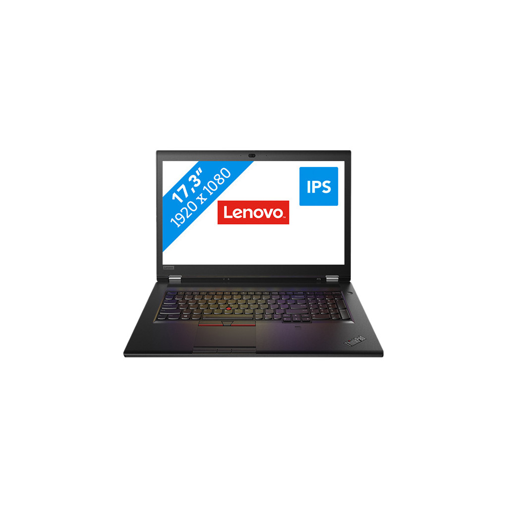 Lenovo ThinkPad P73 - 20QR002BMB Azerty