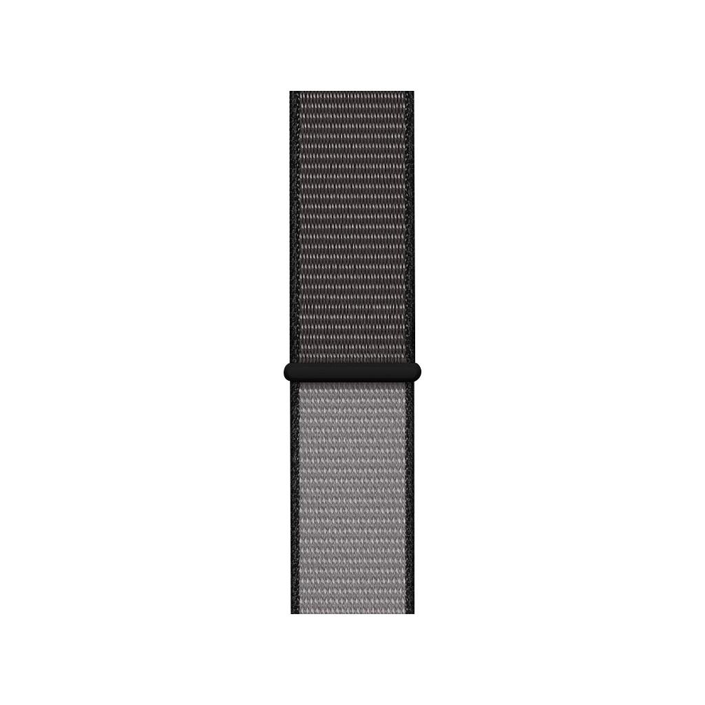 Apple Watch 40mm Nylon Sport Loop Horlogeband Anchor Gray