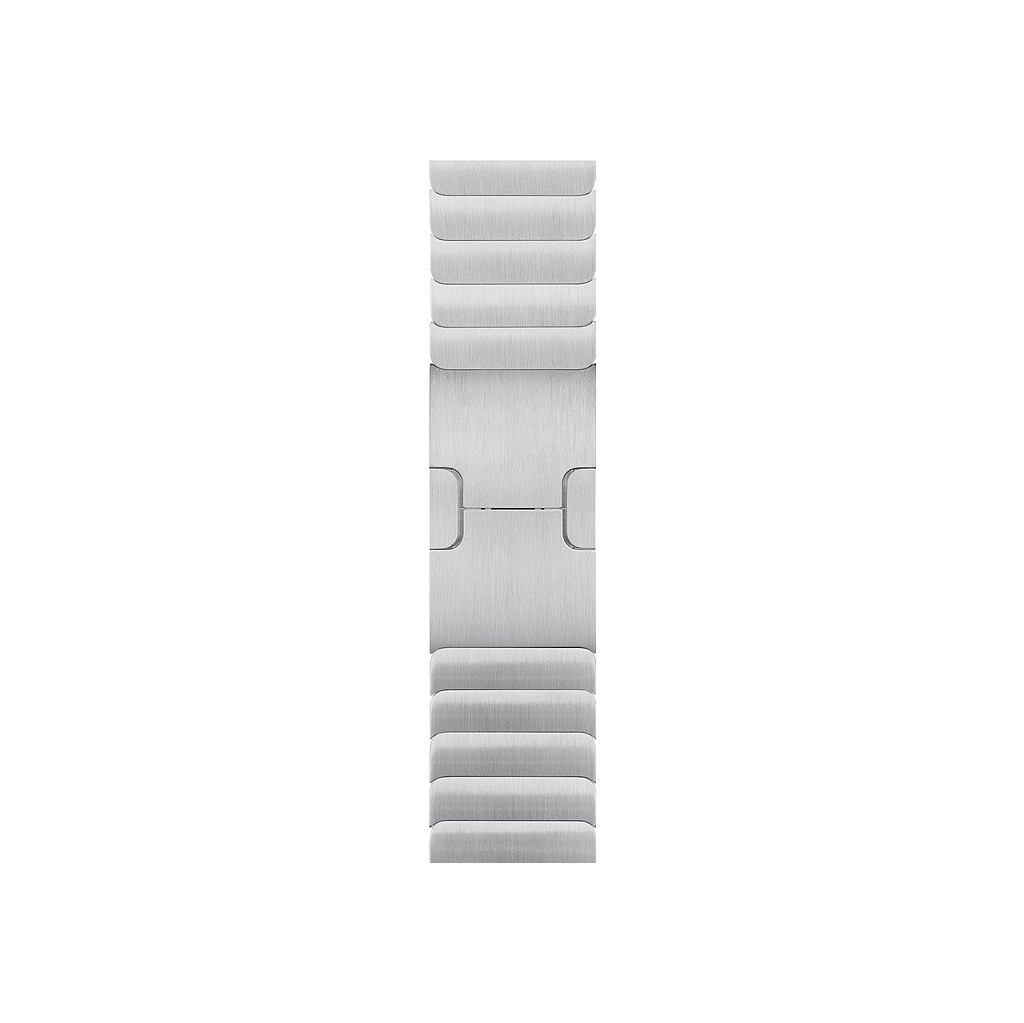 Apple Watch 42mm Schakelarmband Zilver