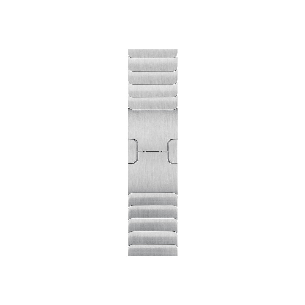 Apple Watch 38mm Schakelarmband Zilver