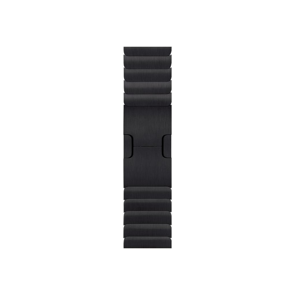 Apple Watch 38mm Schakelarmband Spacezwart