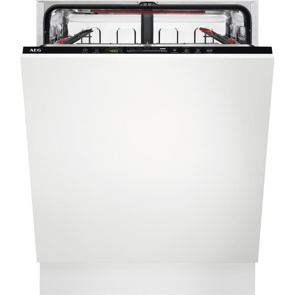 AEG FSE63617P/ Inbouw / Volledig geintegreerd / Nishoogte 82 - 90 cm