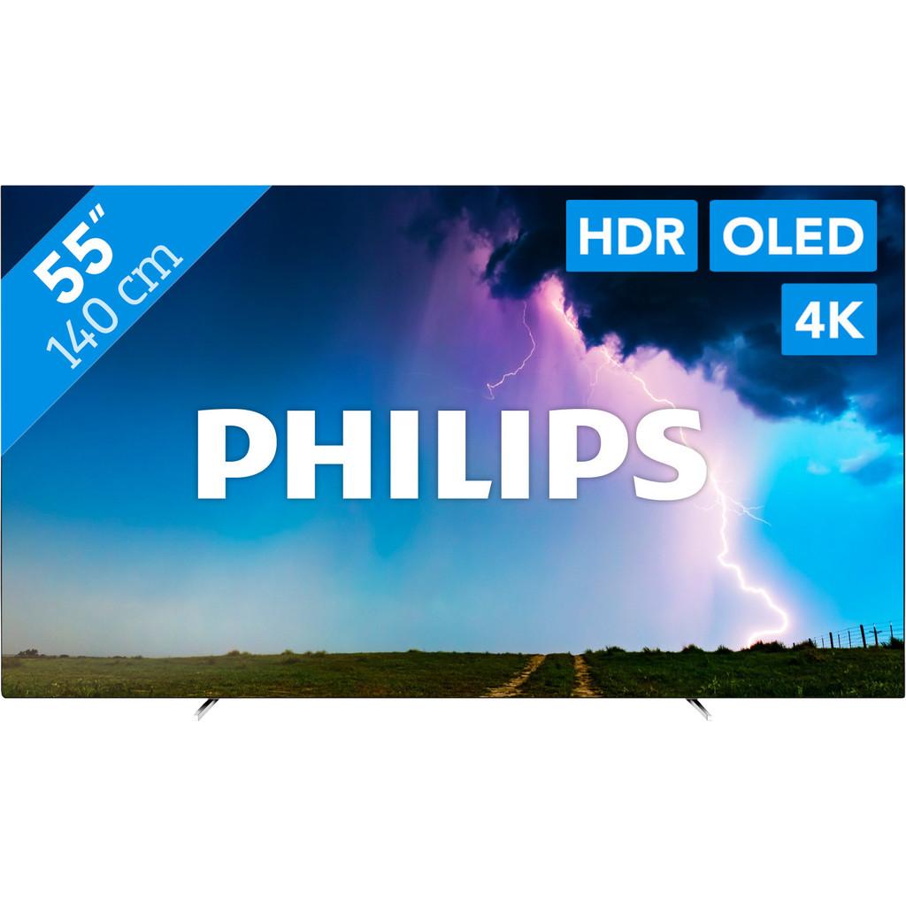 Philips 55OLED754 – Ambilight