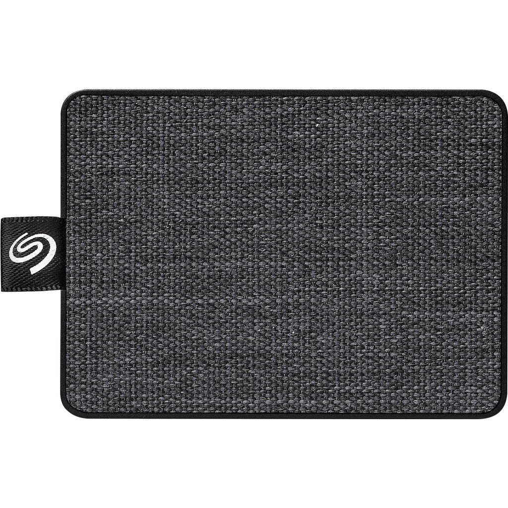 Seagate One Touch SSD 500GB Zwart