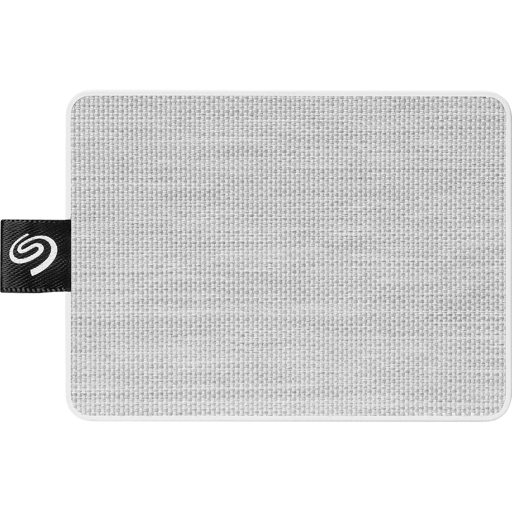 Seagate One Touch SSD 500GB Wit