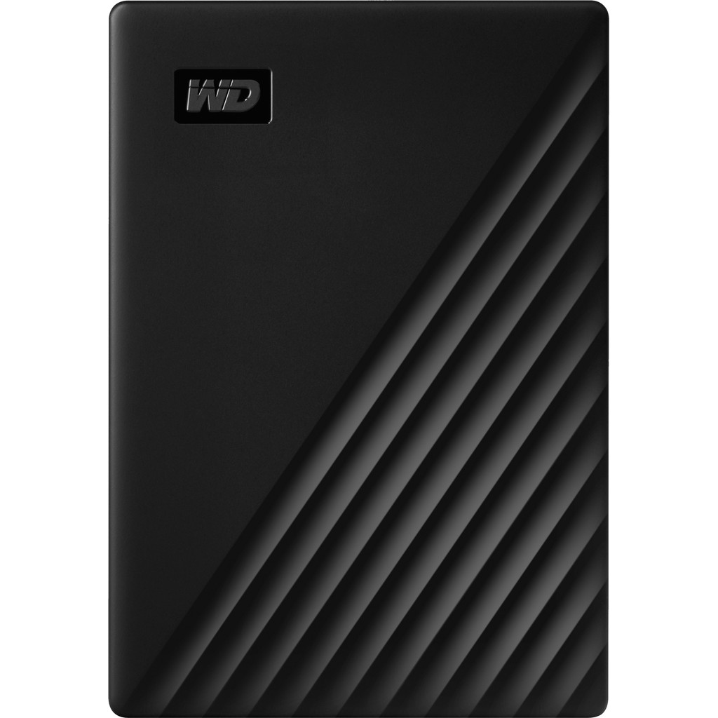 WD My Passport 4TB Black