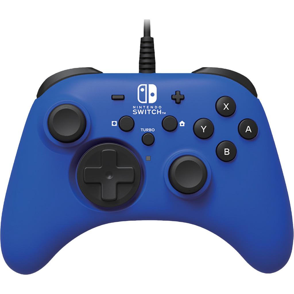HORI – Nintendo Switch Blue Horipad Wired Gamepad