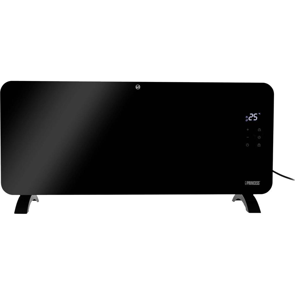 Princess Smart Panel Heater Zwart
