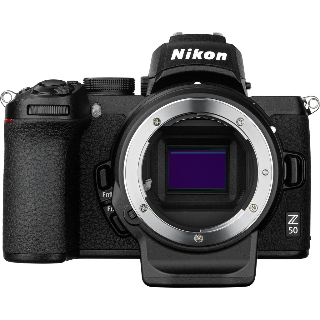 Nikon Z50 + FTZ Adapter Kit