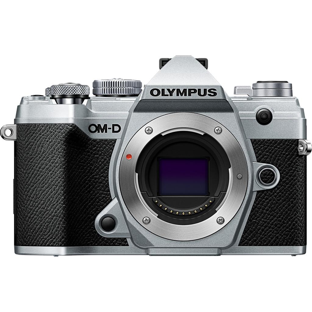 Olympus OM-D E-M5 III Body Zilver
