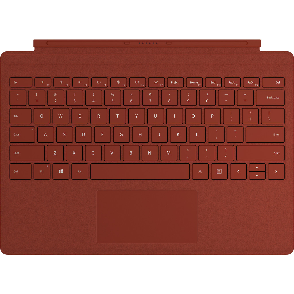 Microsoft Surface Cover Rood Azerty