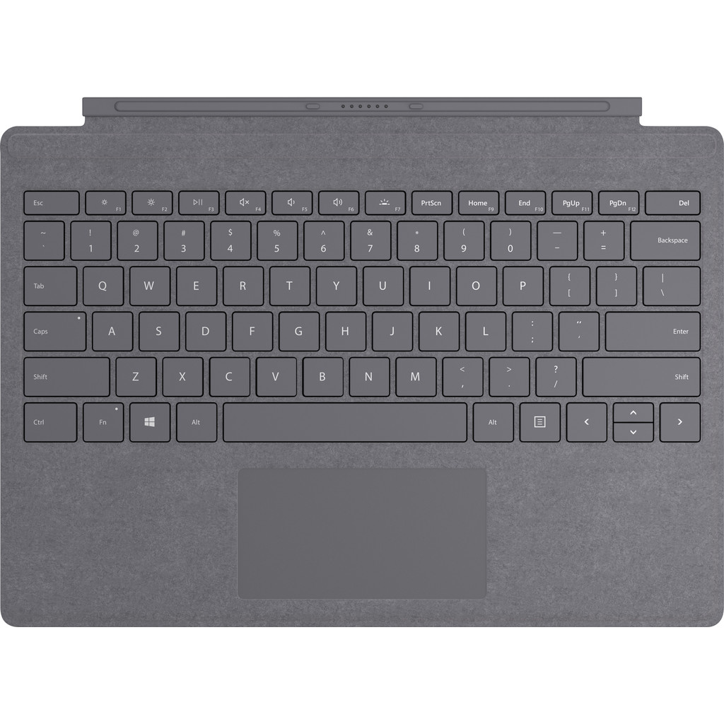 Microsoft Surface Cover Platinum Azerty