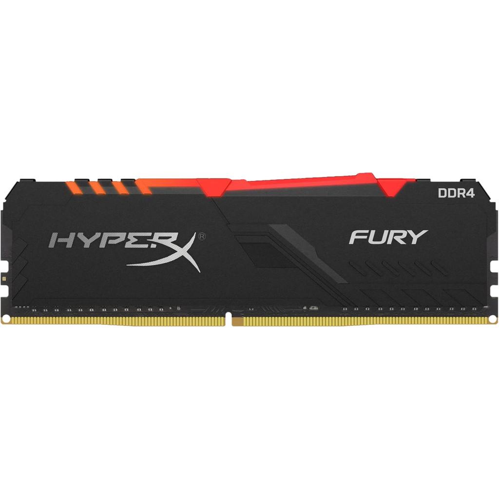 Kingston HyperX Fury RGB 16GB DDR4 DIMM 2400MHz CL15 (1x16 GB)