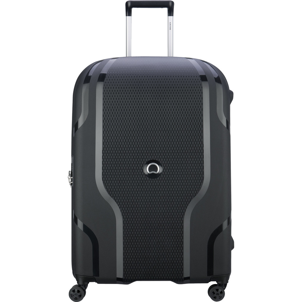 Delsey Clavel Spinner 76cm Black