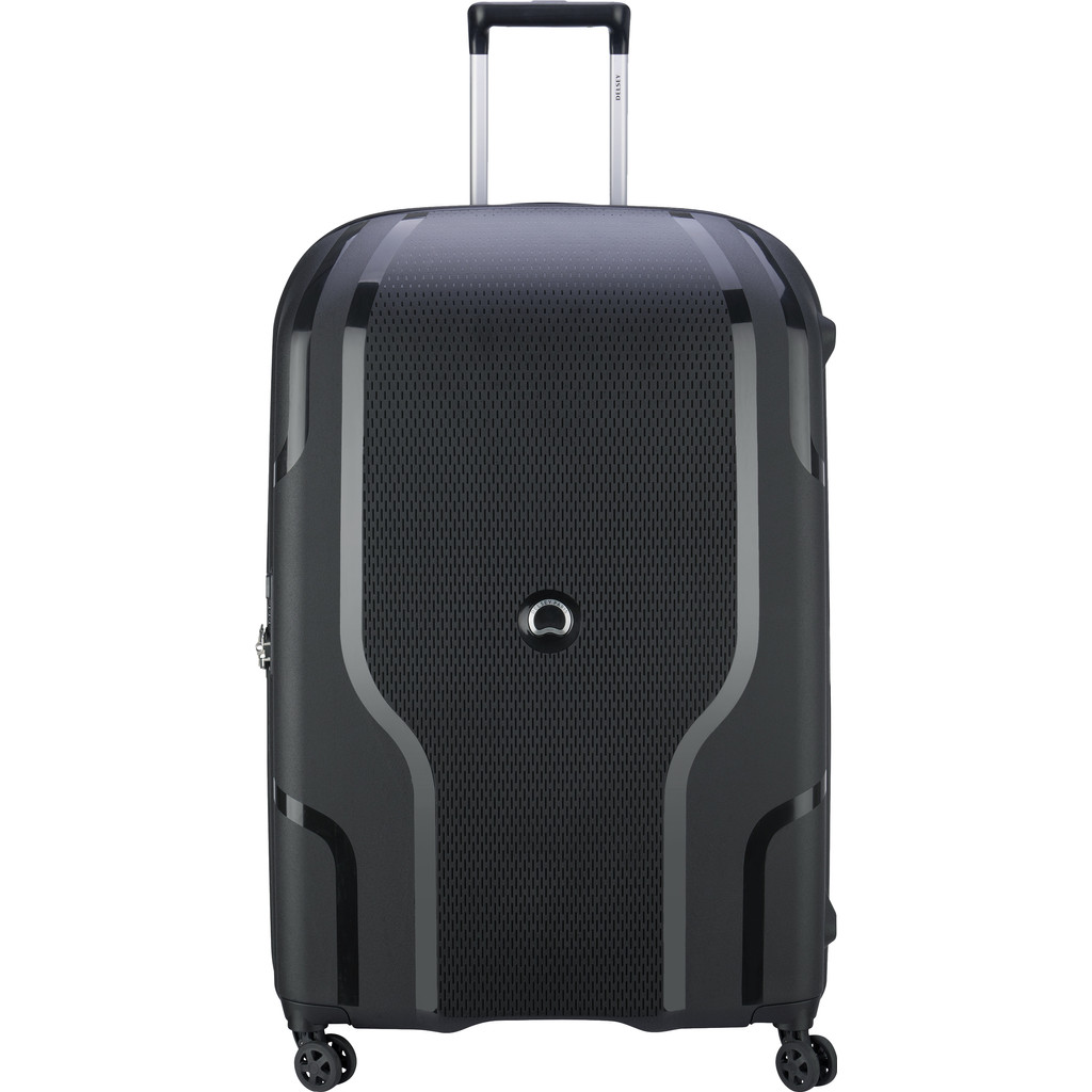 Delsey Clavel Spinner 82cm Black