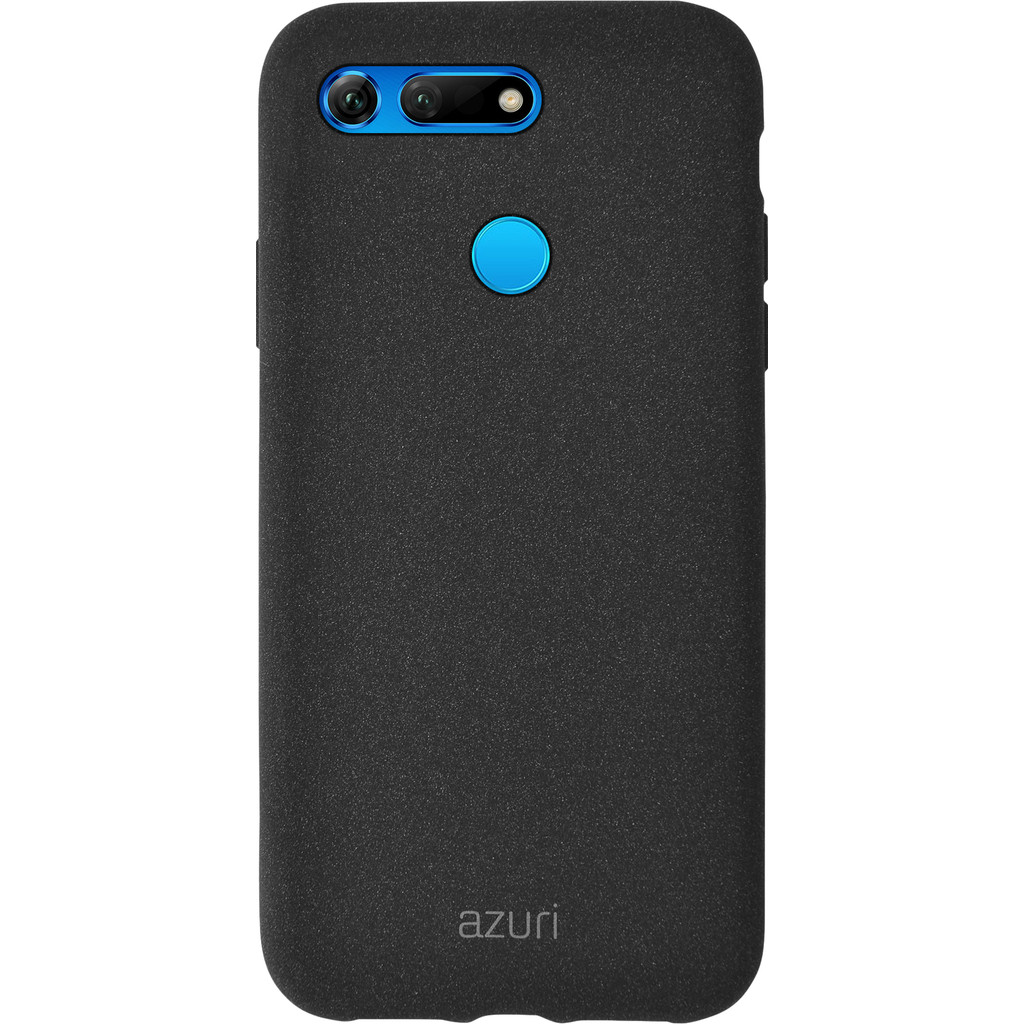 Azuri Flexible Sand Honor View 20 Back Cover Zwart