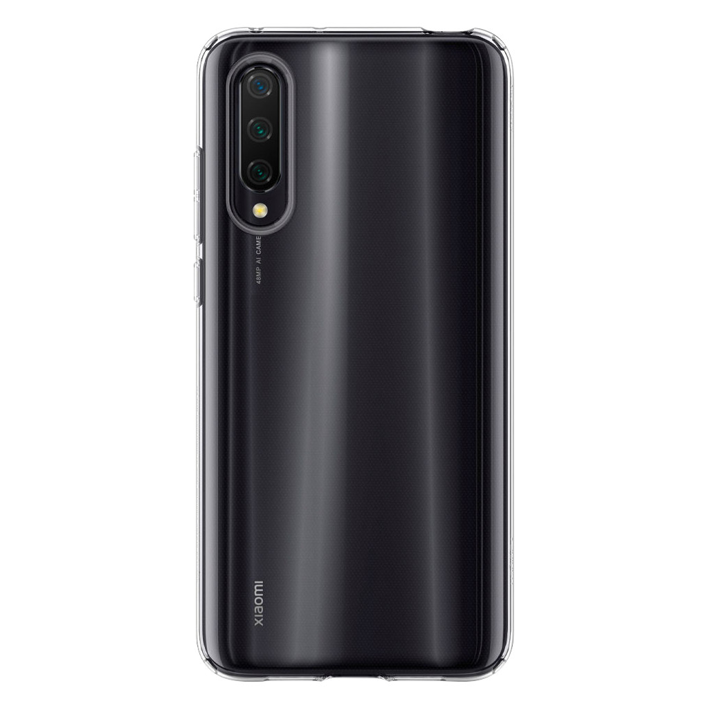Spigen Liquid Crystal Xiaomi Mi 9 Lite Back Cover Transparant