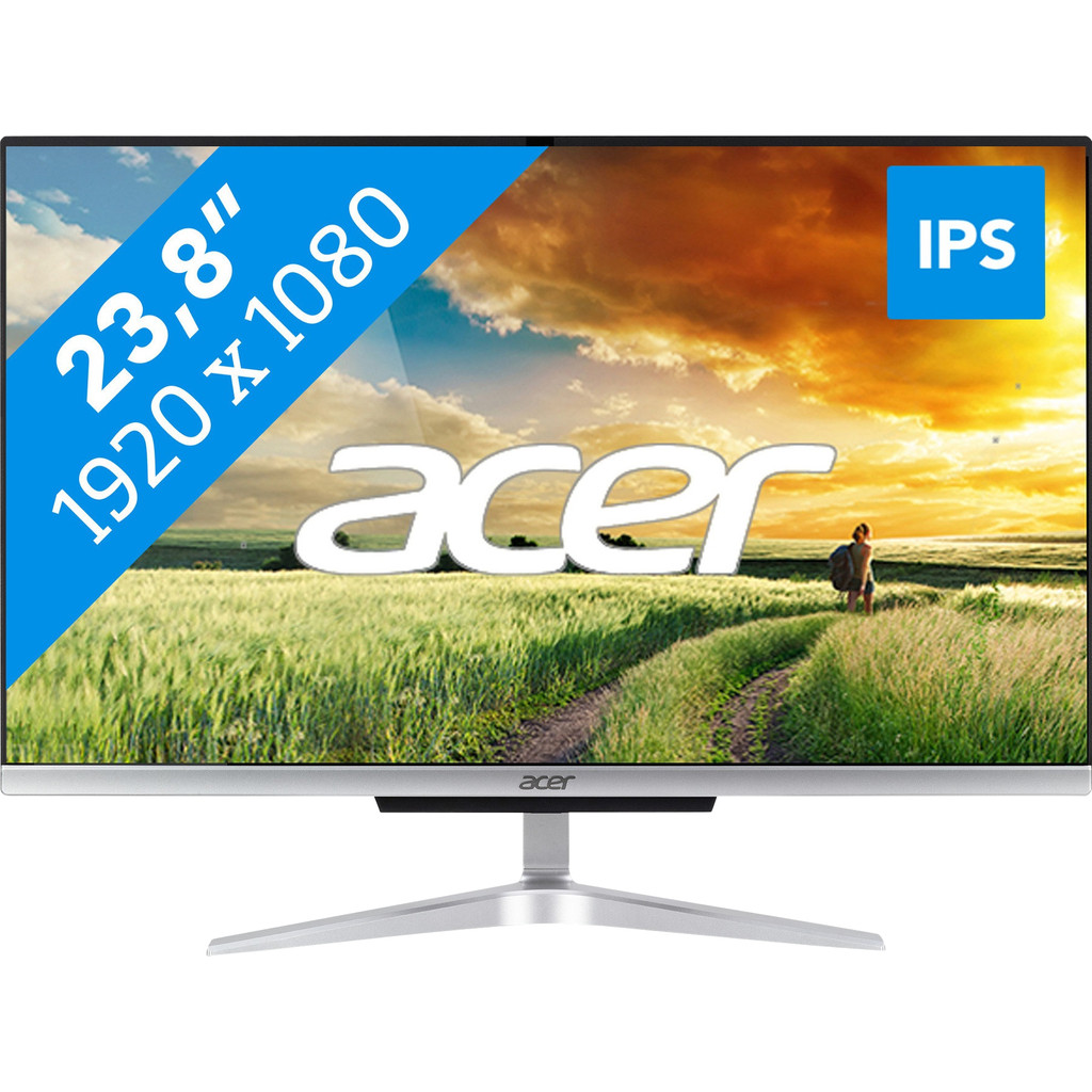 Acer Aspire C24-865 I3420 Pro NL All-in-One