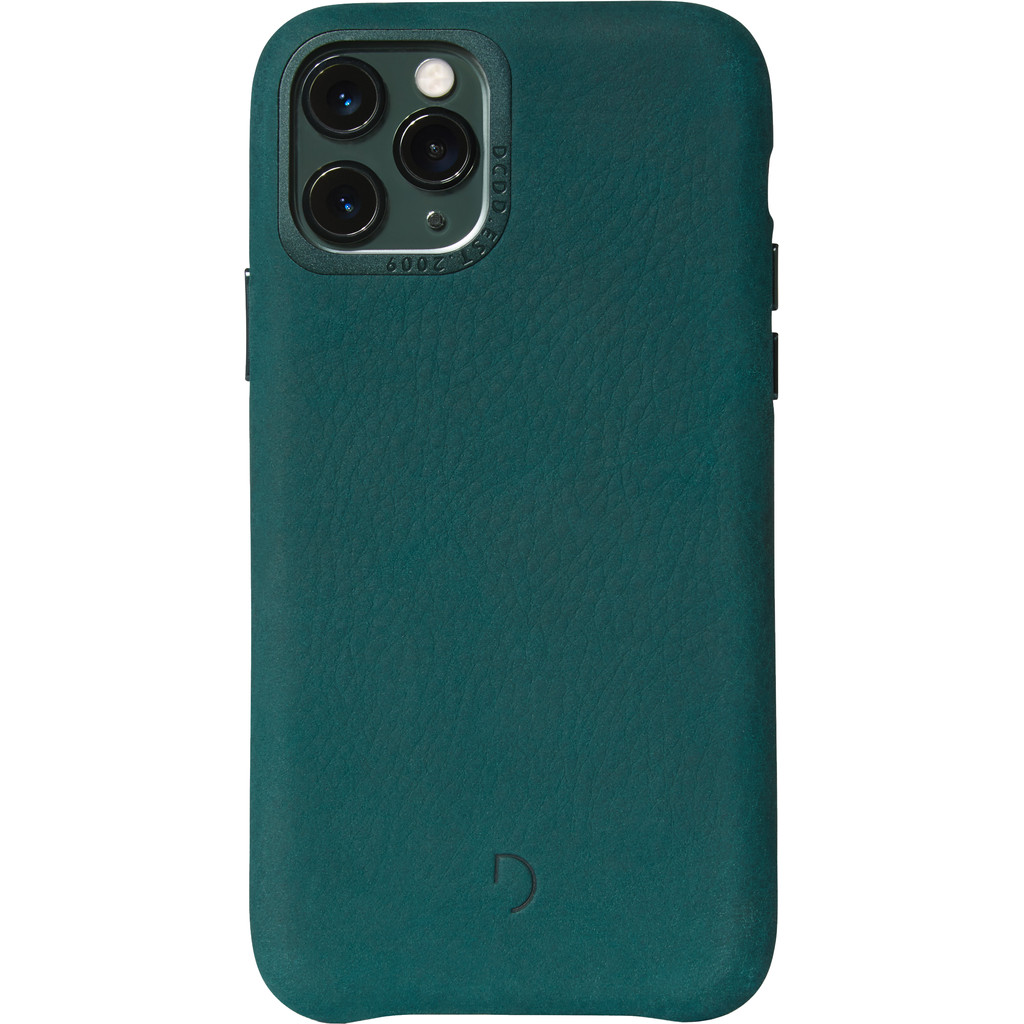 Decoded Apple iPhone 11 Pro Max Back Cover Groen