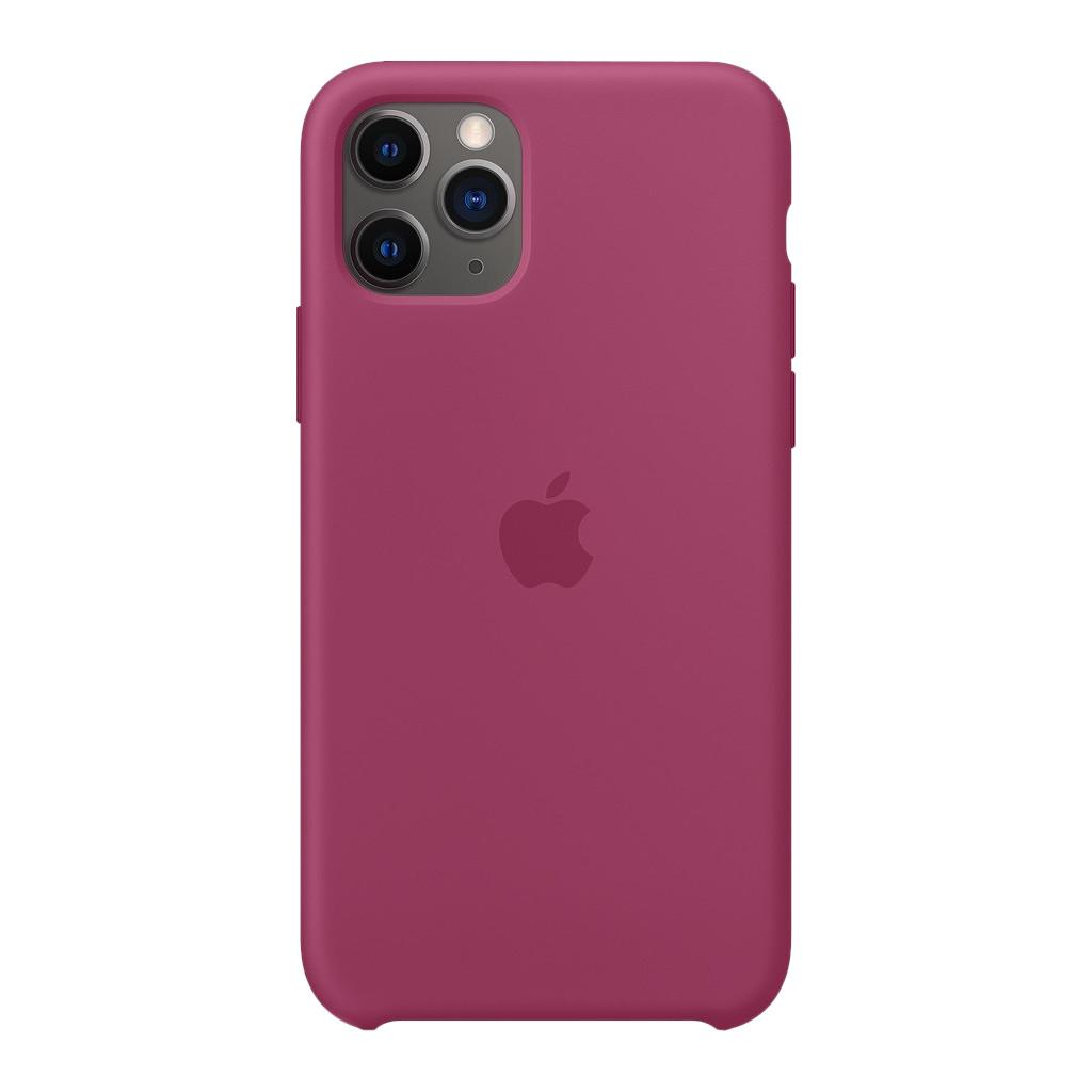 Apple iPhone 11 Pro Silicone Back Cover Granaatappel