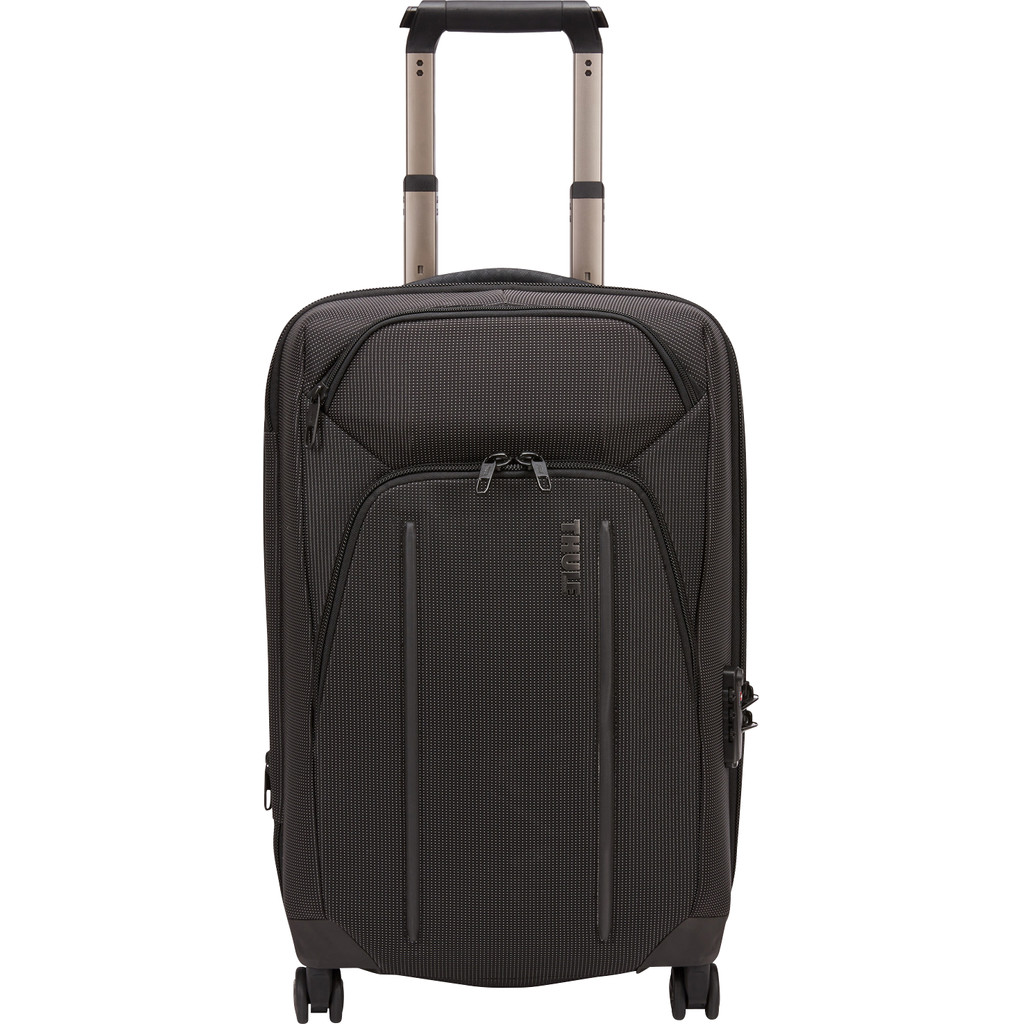 Thule Crossover 2 Expandable Carry-on 55cm Black