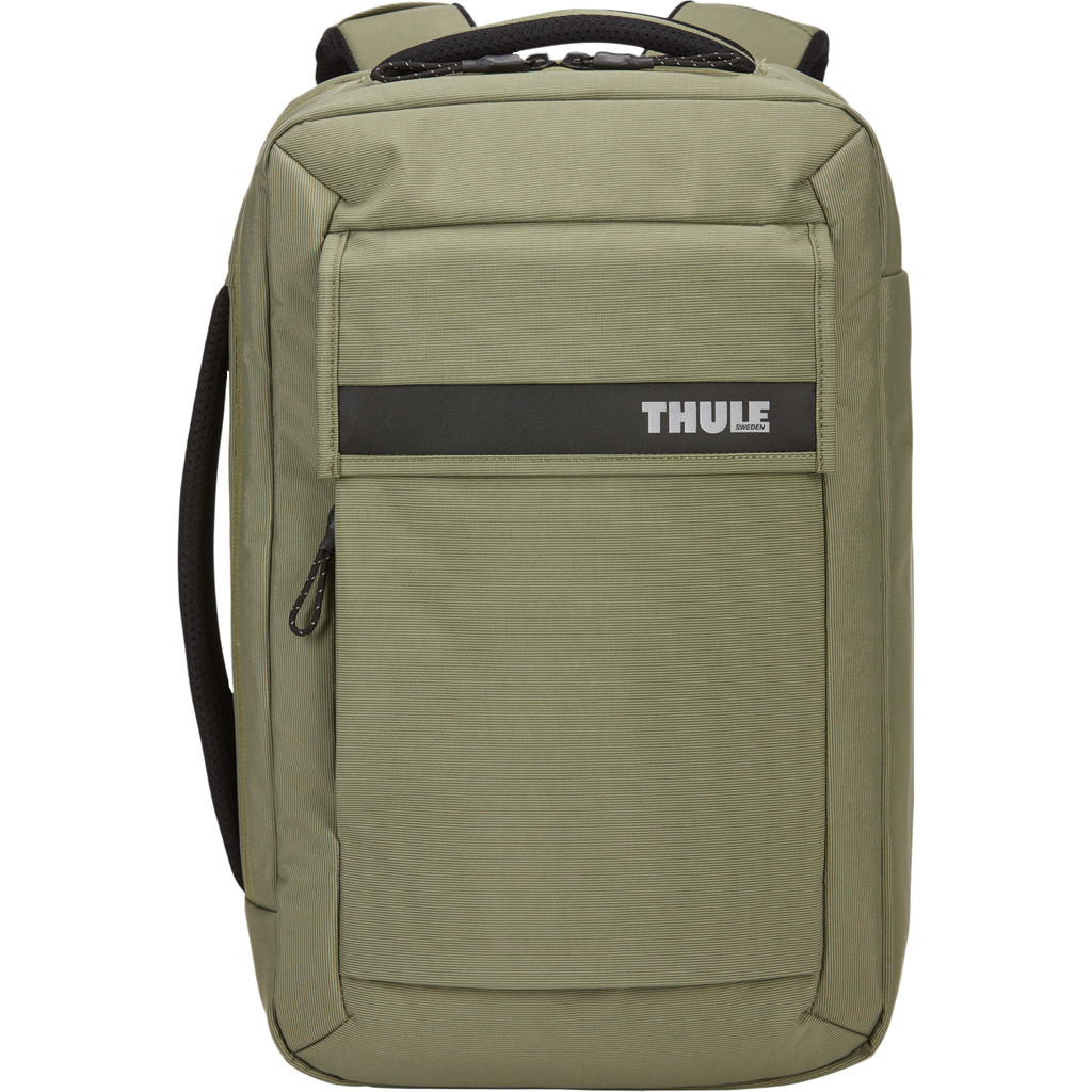"""Thule Paramount Convertible 15"""" Olive Green 16L"""