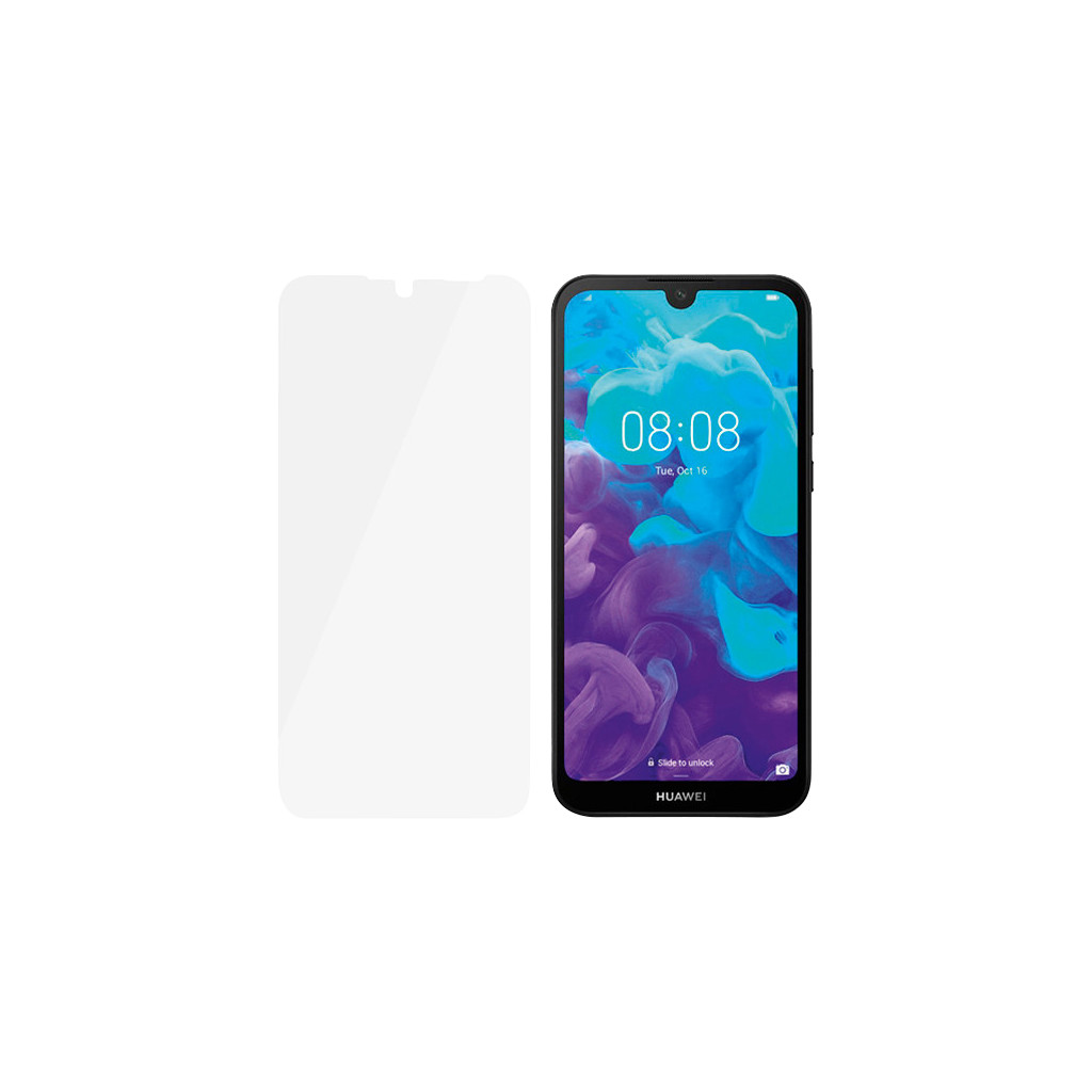 PanzerGlass Case Friendly Huawei Y5 (2019) Screenprotector Glas