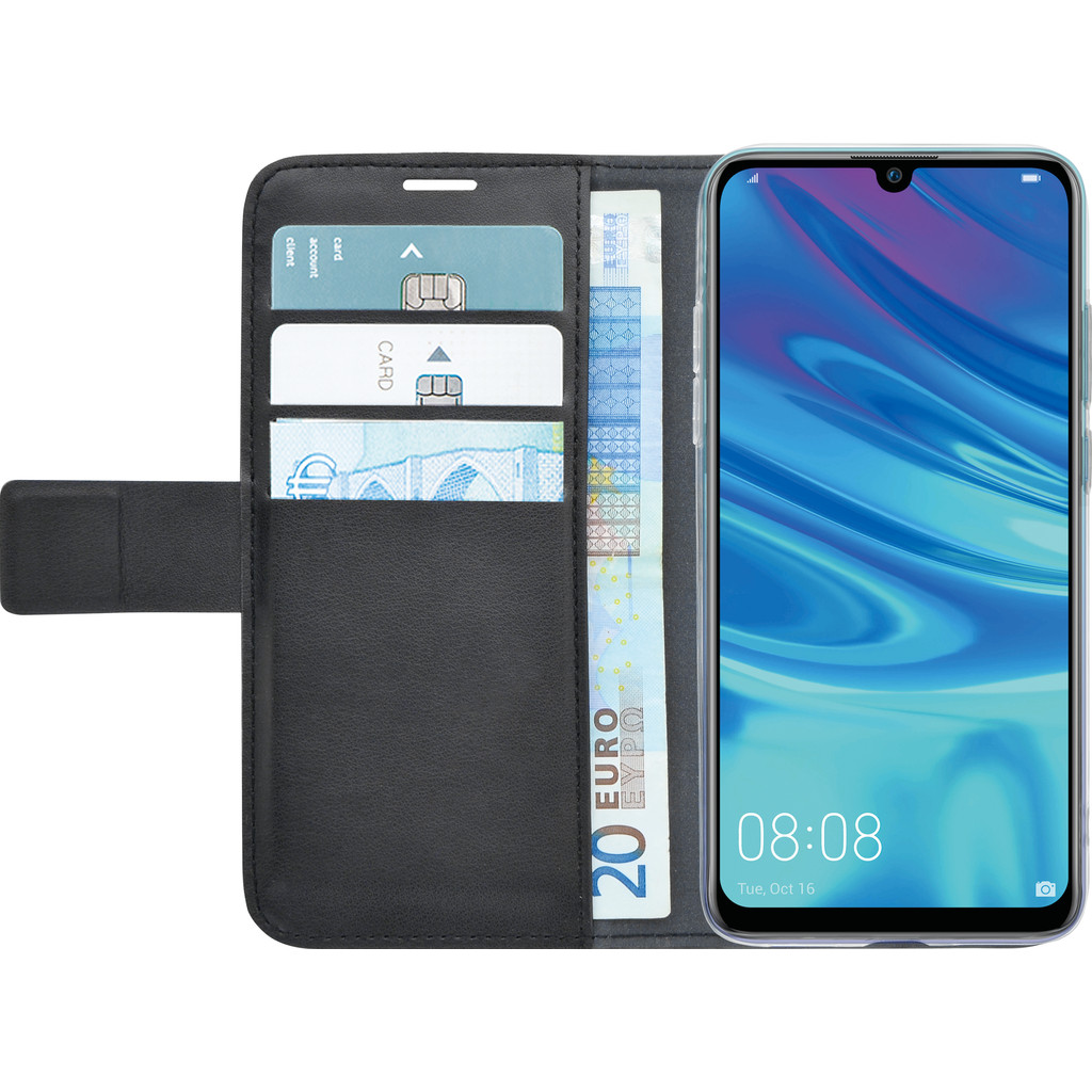 Azuri Wallet Huawei P Smart Plus (2019) Book Case Zwart